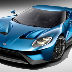 The new Ford GT steals the show at the Detroit Auto Show