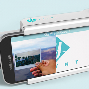 The new smartphone case that prints your pictures instantly