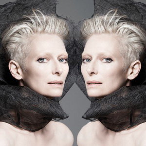 Tilda Swinton is the new face of NARS Cosmetics