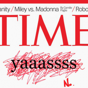Time Magazine publish its 'word banishment poll'