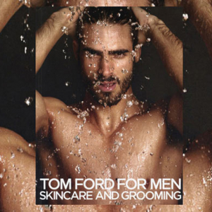 Tom Ford for Men: Juan Betancourt