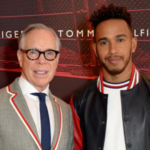 Lewis Hamilton is named as Tommy Hilfiger's new Global Brand Ambassador