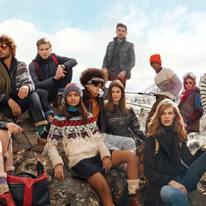 First look: Tommy Hilfiger's Autumn/Winter 14 campaign