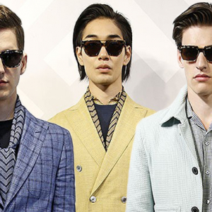 London Men's Fashion Week: Topman, Hardy Amies and Dunhill