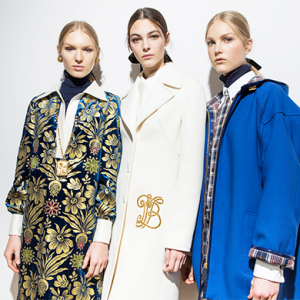 New York Fashion Week: Tory Burch Fall/Winter '17