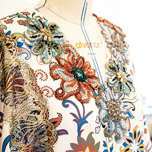 Tory Burch is in Dubai so naturally, she designed an exclusive kaftan collection