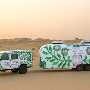 Must-see: Tory Burch's road trip across the UAE