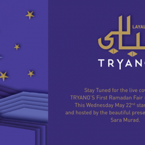 Live streaming: Tryano's Ramadan Fair