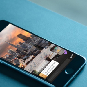 Twitter debut Periscope live-streaming app