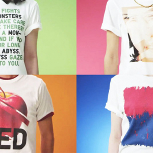 Design your own T-shirt with Uniqlo's new app