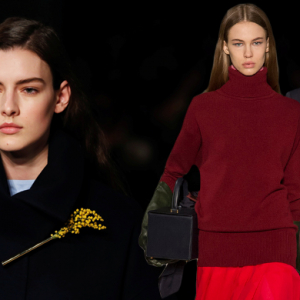 New York Fashion Week: Victoria Beckham Fall/Winter '17