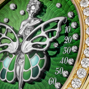 Van Cleef & Arpels' exclusive Middle East timepiece