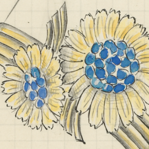 How Van Cleef & Arpels' Flora has always been a source of inspiration for its Frivole collection