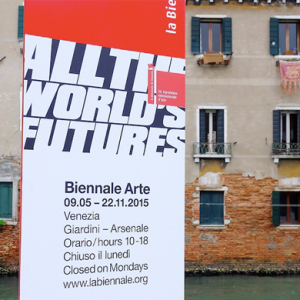 Revealed: The winners for the 56th annual Venice Biennale