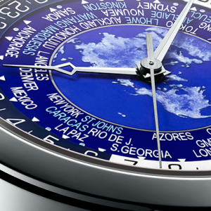 Time check: Vacheron Constantin's Traditionnelle World Time watch