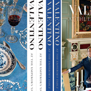 Book of the Week: 'Valentino: At The Emperor's Table'