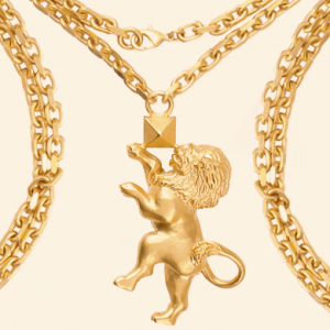 Valentino Garavani's new Horoscope necklaces