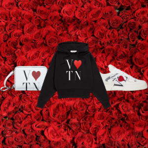 Valentino launches VLoveTN capsule collection in time for Chinese Valentine's Day