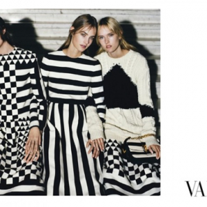 First look: Valentino debuts new Autumn/Winter 15 campaign