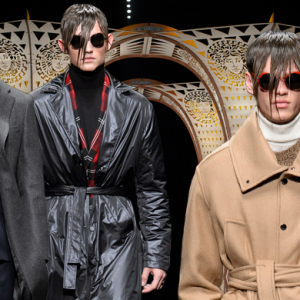 Men's Milan Fashion Week: Versace Fall/Winter '17