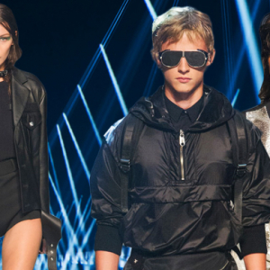 London Fashion Week: Versus Versace Spring/Summer '17