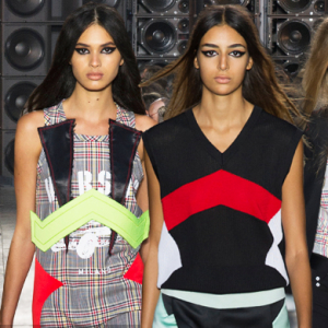 London Fashion Week: Versus Versace Spring/Summer '18