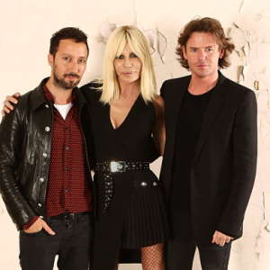 Donatella Versace speaks out on Vaccarello exit