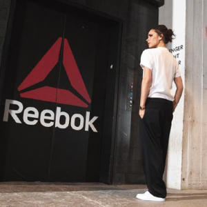 New collaboration: Victoria Beckham x Reebok