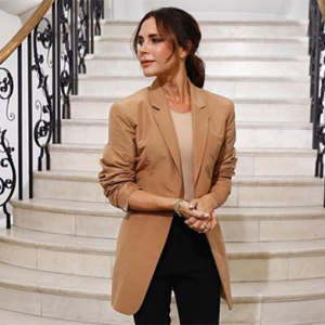 Victoria Beckham to receive the first-ever Fashion Icon Award at the E! People's Choice Awards
