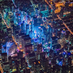 Pulitzer Prize winner Vincent Laforet's incredible aerial photos of New York City
