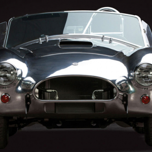 For sale: The Carroll Shelby-owned 1965 Shelby 289 Cobra Alloy
