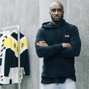Off-White's Virgil Abloh to lecture at Harvard