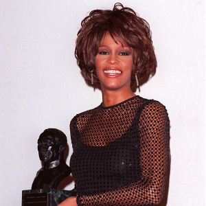 A Whitney Houston biopic is currently in the works