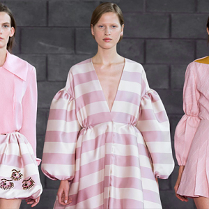 London Fashion Week: Emilia Wickstead Spring/Summer 16