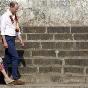 On tour: William and Kate's Indian adventure