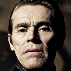 Willem Dafoe starts filming the Pier Paolo Pasolini biopic