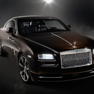 Rolls-Royce Wraith 'Inspired by Music' now in the UAE