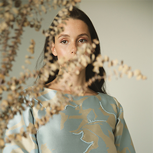 Exquisite minimalism dominates Emirati designer Yasmin Al Mulla's new collection