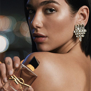 Yves Saint Laurent unveils its new fragrance, Libre, with Dua Lipa