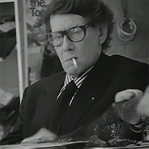 The previously banned documentary on Yves Saint Laurent hits screens today