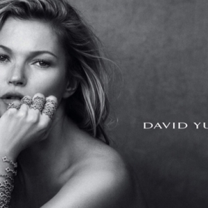Kate Moss stars in the new David Yurman campaign