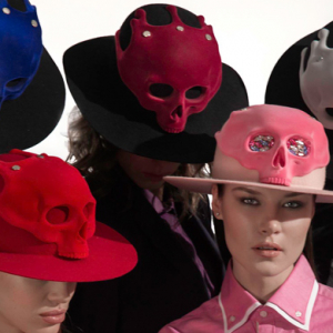 One to watch: Moroccan milliner Youssef Lahlou