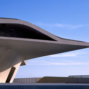 A Zaha Hadid Architects project: Salerno Maritime Terminal