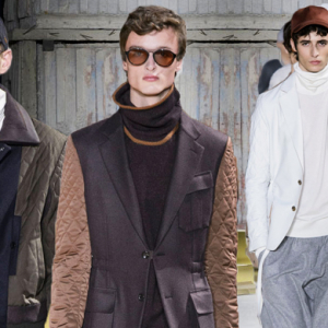 Men's Milan Fashion Week: Ermenegildo Zegna Fall/Winter '17