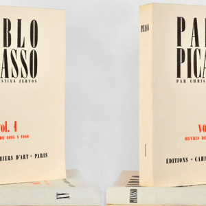 Cahiers d'Art republishes 'Pablo Picasso'