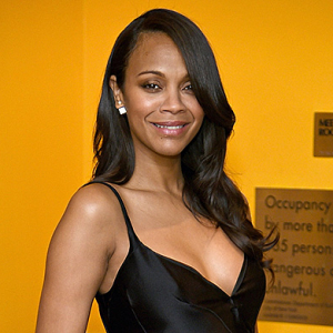 """My body remembers how to fight"" – Zoe Saldana"