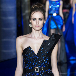 Paris Haute Couture Fashion Week: Zuhair Murad Spring/Summer '17