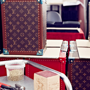 Buro 24/7 goes behind the scenes at a historical Louis Vuitton workshop
