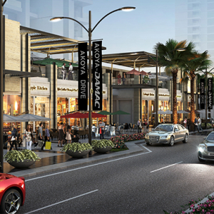 Damac to build Rodeo Drive-style strip for Dubai