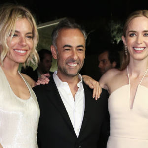 Cannes 2015: The Calvin Klein Women in Film Party